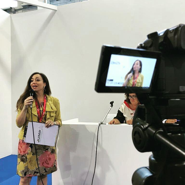 elisabetta BRacci speaker presso Farete
